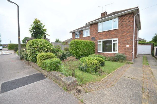 Thumbnail Property to rent in Sunningdale Drive, Gillingham