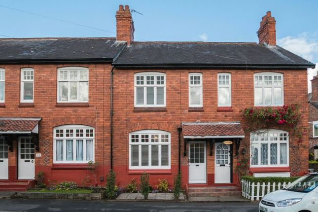 Thumbnail Terraced house for sale in Weldon Road, Broadheath, Altrincham