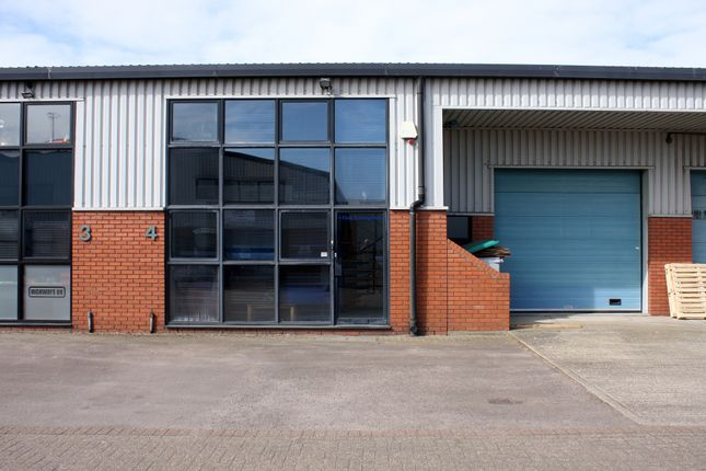 Thumbnail Light industrial for sale in Unit 4, Martinfield Business Centre, Martinfield, Welwyn Garden City