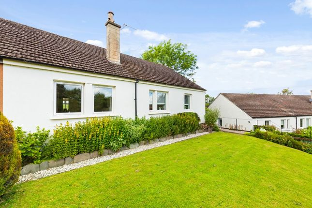 Thumbnail Semi-detached house for sale in 4 Manse Road, Carrington, Midlothian