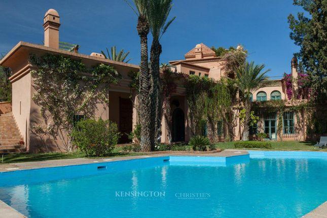 6 bed villa for sale in Marrakesh (Palmeraie), 40000, Morocco