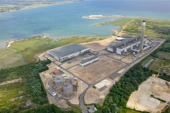 Thumbnail Land to let in Fawley Power Station Western Road, Fawley, Southampton, Hampshire
