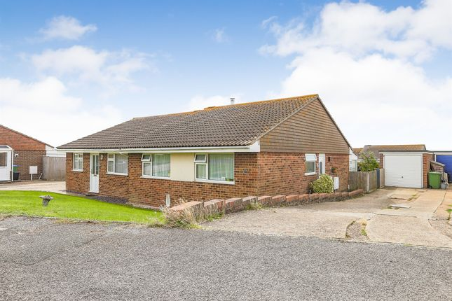 Thumbnail Semi-detached bungalow for sale in St. Andrews Drive, Bishopstone, Seaford