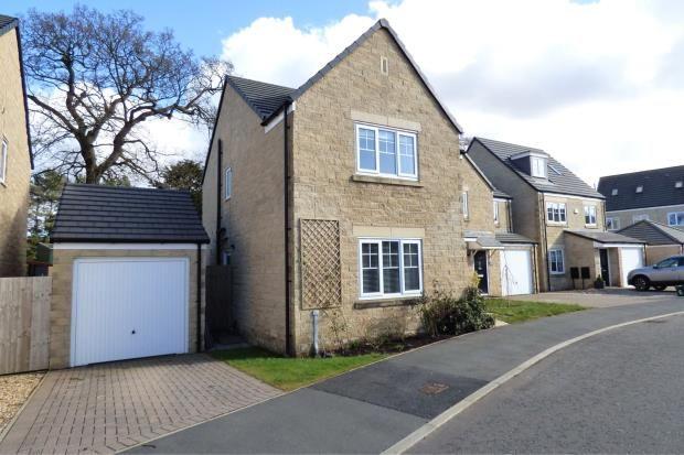 Thumbnail Detached house for sale in Moor Platt, Caton, Lancaster