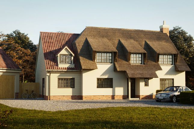Thumbnail Detached house for sale in Pudding Lane, Barley, Royston