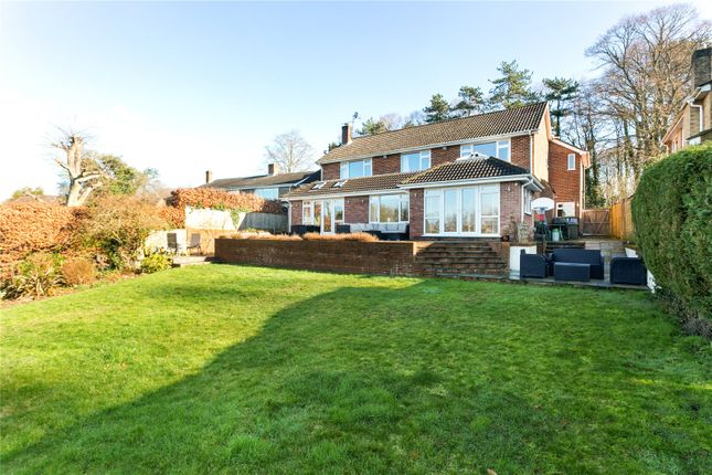 Rear Elevation of Chilbolton Avenue, Winchester, Hampshire SO22