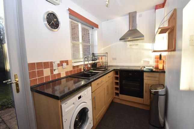 Thumbnail Terraced house to rent in The Court, Newbury, Berkshire
