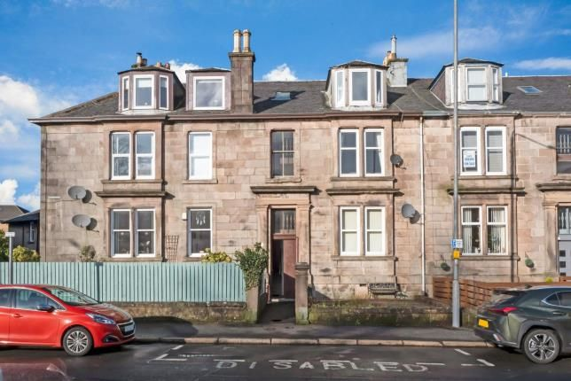 Thumbnail Flat for sale in Cardwell Road, Gourock, Inverclyde