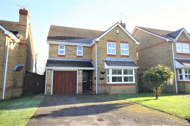 Thumbnail Detached house for sale in Gibson Close, Whiteley, Fareham