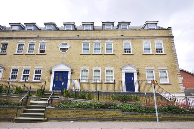 Thumbnail Flat for sale in Knight Court, Crown Street, Brentwood, Essex