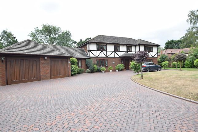 Thumbnail Detached house for sale in Acer Grove, Scunthorpe