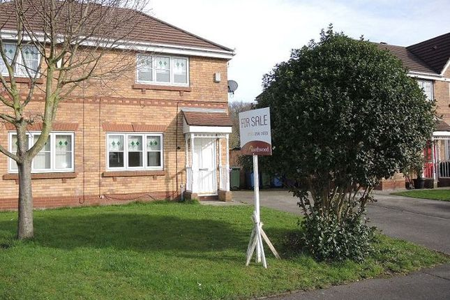 Thumbnail Semi-detached house for sale in Riviera Drive, Croxteth, Liverpool