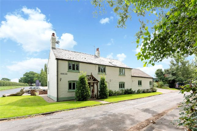 Thumbnail Property for sale in School Lane, Ollerton, Knutsford, Cheshire