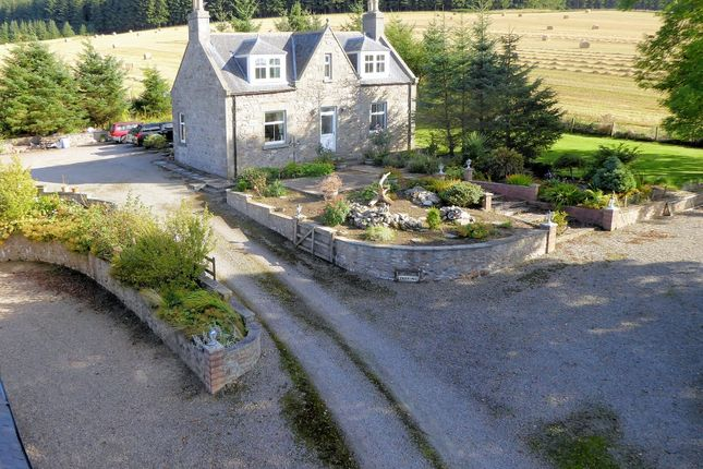 Thumbnail Detached house for sale in Ardoch Lodge Mulben, Keith