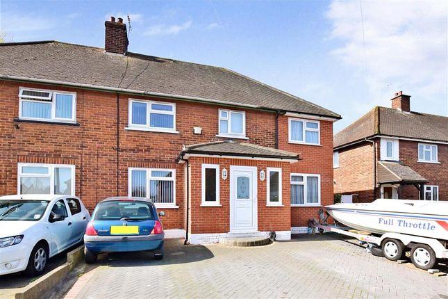 Thumbnail Semi-detached house for sale in Linden Avenue, Dartford, Kent