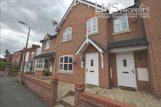 Thumbnail Mews house to rent in Queensway, Winsford