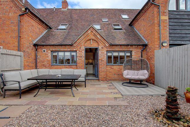 Thumbnail Terraced house for sale in Sheriffs Lench, Evesham