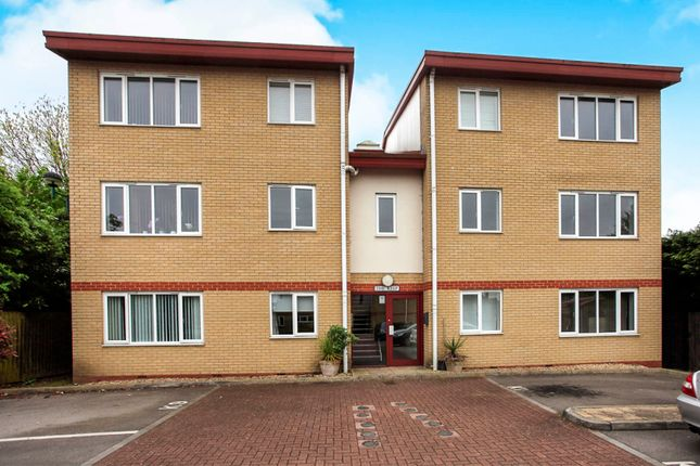 Thumbnail Flat for sale in Sandringham Road, Peterborough