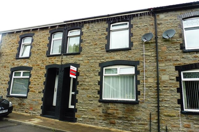 Thumbnail Terraced house for sale in Cwrt Noddfa, Godreaman Street, Aberdare