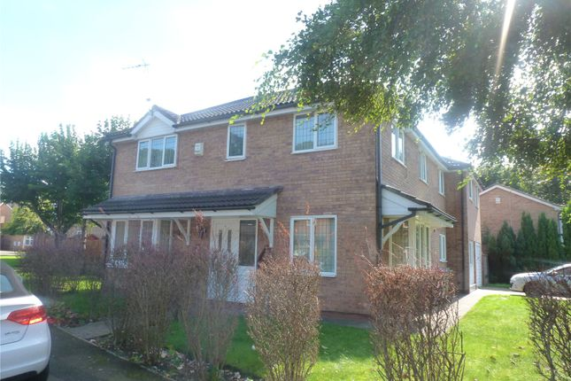 Thumbnail Detached house for sale in Lapwing Close, Liverpool, Merseyside