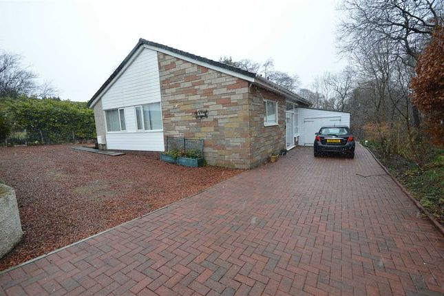 Thumbnail Bungalow for sale in The Sheiling, Brownsburn Road, Airdrie