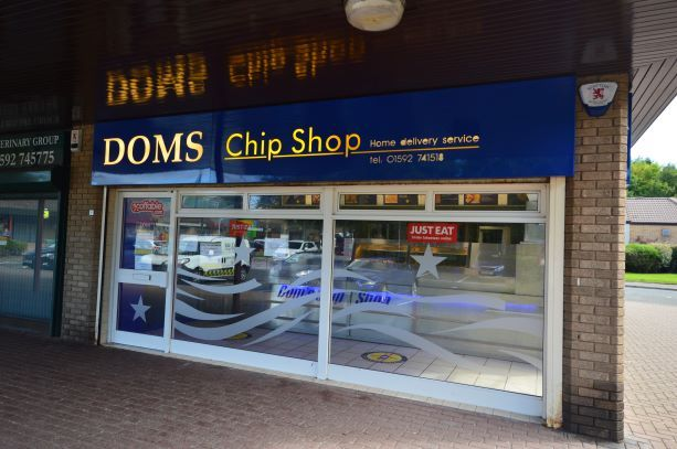 Thumbnail Leisure/hospitality to let in 9 Cadham Centre, Glenrothes