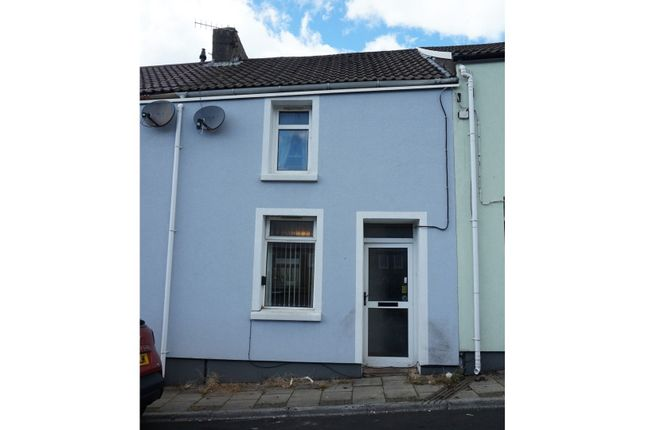 Thumbnail Terraced house for sale in North Street, Merthyr Tydfil