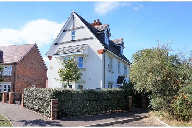 Thumbnail Detached house for sale in Martell Drive, Kempston, Bedford