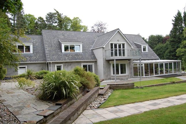Thumbnail Detached house to rent in Edgehill View, North Deeside Road, Milltimber, Aberdeen, Odj