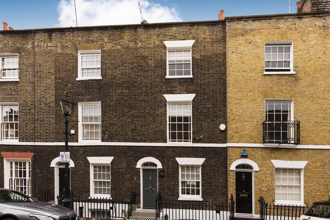Thumbnail Terraced house for sale in Maunsel Street, Westminster