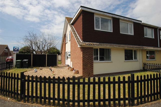 Thumbnail Semi-detached house for sale in School Close, Stoke Lodge, Bristol