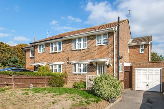 Thumbnail Property for sale in Buckingham Close, Shoreham-By-Sea