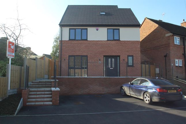 Thumbnail Detached house for sale in Babington Road, Rothley, Leicester