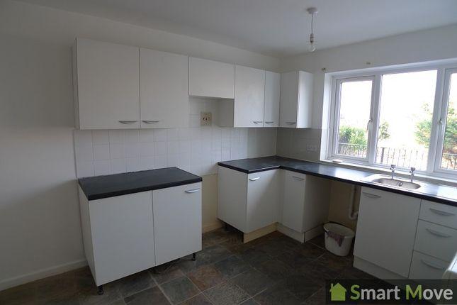 Thumbnail Maisonette to rent in Rycroft Avenue, Deeping St. James, Peterborough, Cambridgeshire.