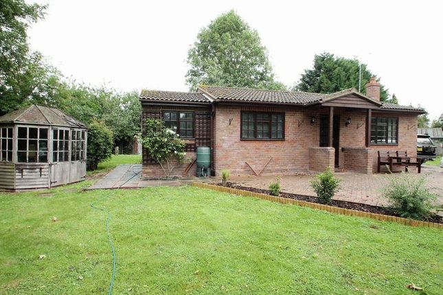 Thumbnail Detached bungalow to rent in Green Lane, Eaton Bray, Dunstable
