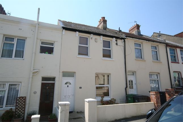 Thumbnail Terraced house for sale in Alma Villas, St Leonards-On-Sea, East Sussex