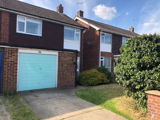 Thumbnail Semi-detached house for sale in Highfield Road, Willesborough, Ashford, Kent