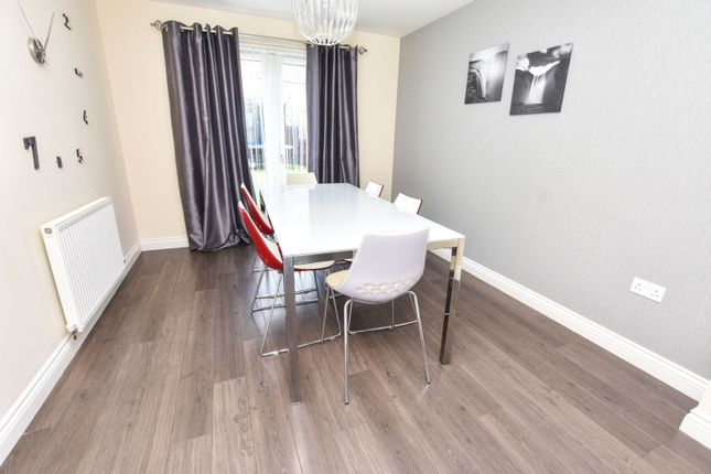 Dining Room of Fitzallan Place, Bathgate EH48