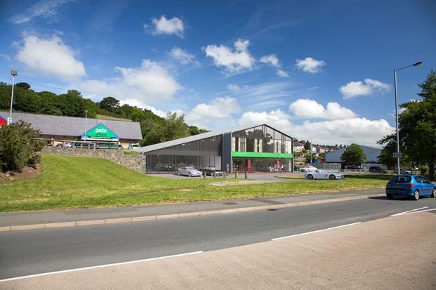 Thumbnail Retail premises to let in Unit 2, Caernarfon Road, Bangor