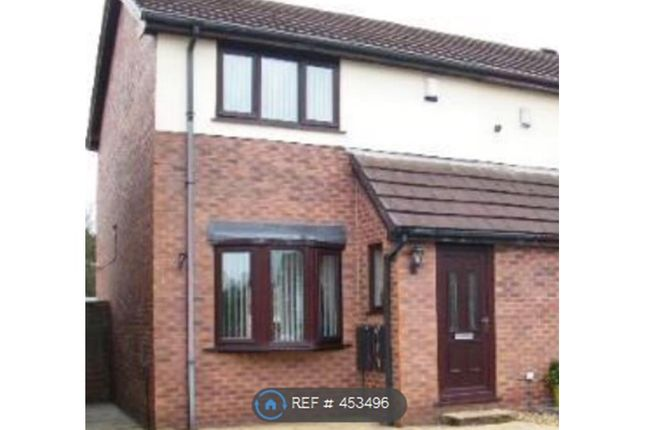 Thumbnail Semi-detached house to rent in Turncroft Way, Manchester