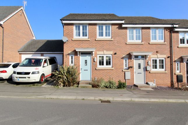 2 bed town house for sale in Horse Chestnut Close, Chesterfield S40