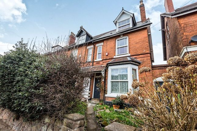 Thumbnail Semi-detached house for sale in Grove Hill Road, Birmingham