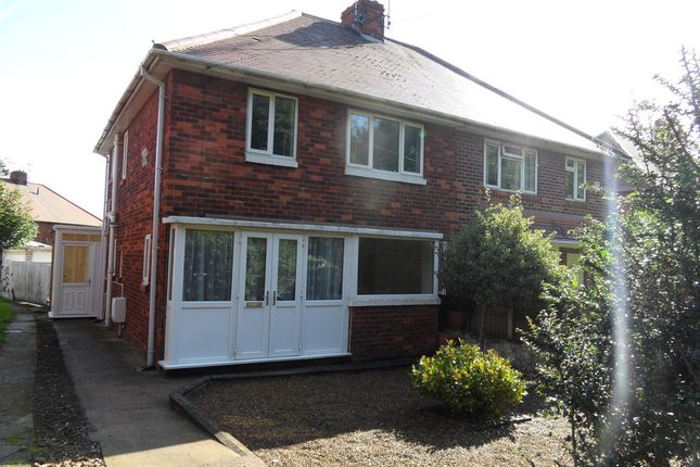 3 bed semi-detached house for sale in Elmwood Avenue, Woodlands, Doncaster