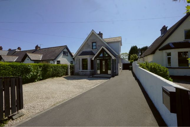 Thumbnail Detached house for sale in Bryansburn Road, Bangor West, Bangor