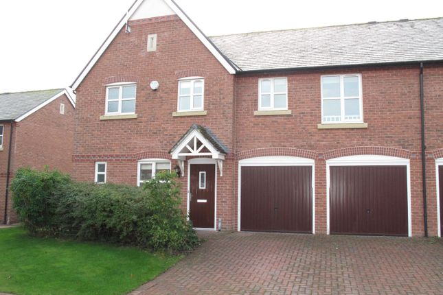 Thumbnail Semi-detached house to rent in St Clements Court, Weston