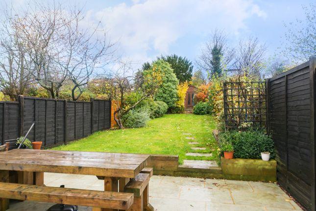 Garden Shot of St. Marys Road, Reigate RH2