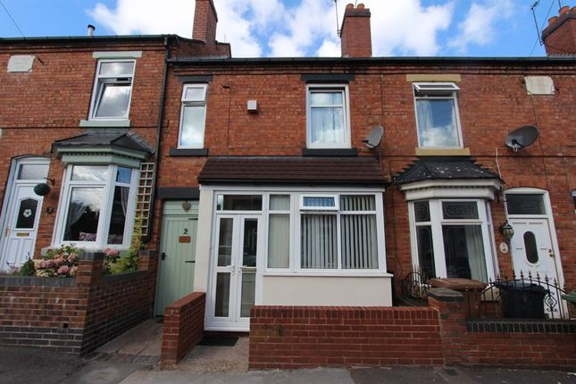 Terraced house for sale in Fisher Street, Willenhall