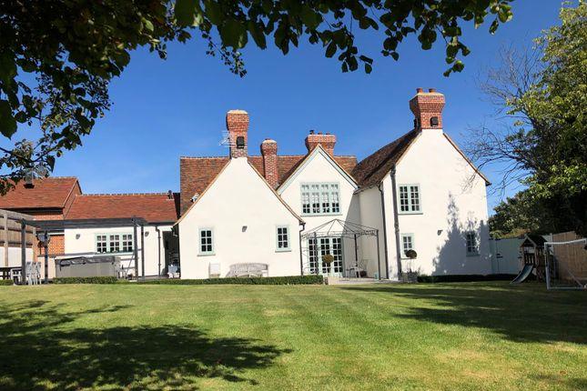Thumbnail Detached house for sale in Bragbury Lane, Stevenage