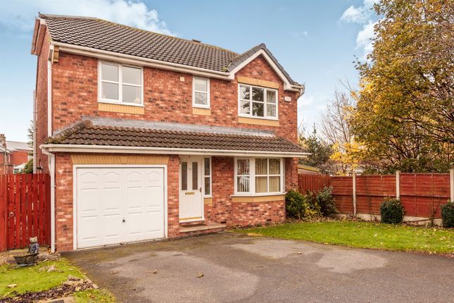 Thumbnail Detached house for sale in Longfield Court, Heckmondwike