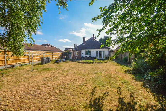 Thumbnail Detached bungalow for sale in Box End Road, Bedford